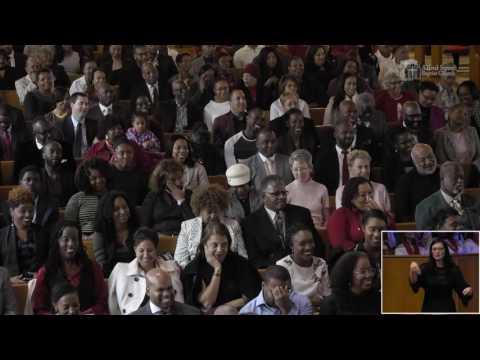 "December 18, 2016 ""Signs of Something Glorious Going On"", Rev. Dr. Howard-John Wesley"
