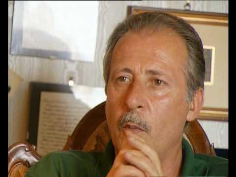 L'ultima Intervista di Borsellino (Integrale) Parte 3 di 7