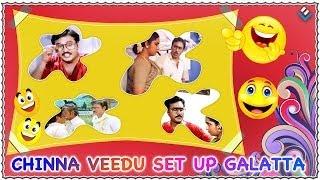 Back To Back Comedy Galatta - Bhagyaraj