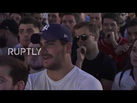 UK: Tottenham Fans Distraught After Champions League Final Defeat