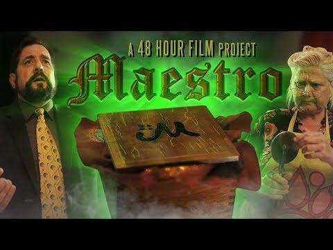 MAESTRO  |  A Musical-Fantasy-Comedy Short Film | 48 Hour Film Project Cleveland 2017
