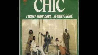Chic - I Want Your Love (Hi-Fidelity Re-edit)
