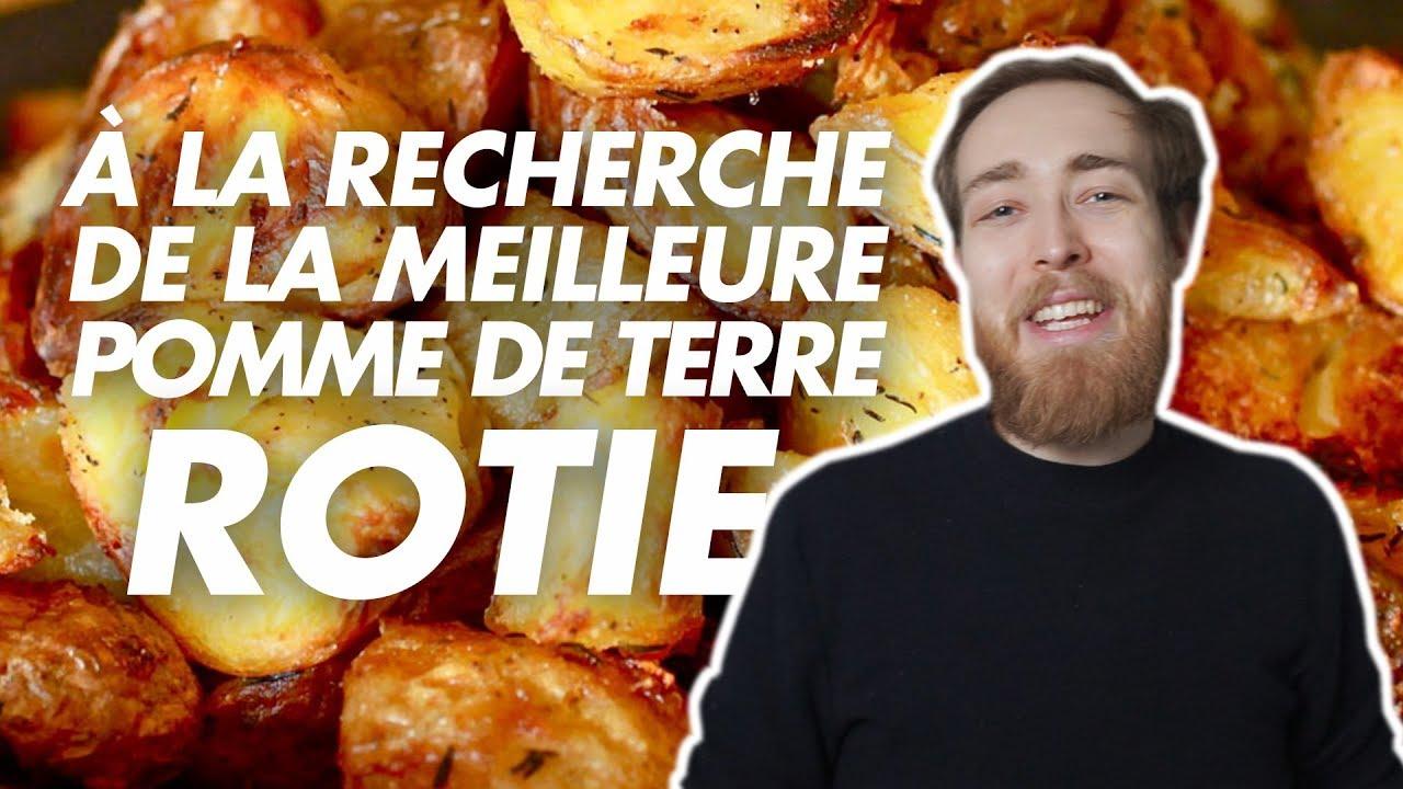 À LA RECHERCHE DE LA MEILLEURE POMME DE TERRE RÔTIE #1