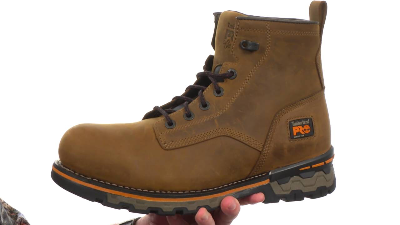 742f1db77bb1 Timberland PRO AG Boss Alloy Safety Toe Waterproof Unlined Boot SKU 8657579