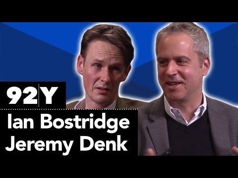 Ian Bostridge and Jeremy Denk on Winterreise: Anatomy of an Obsession