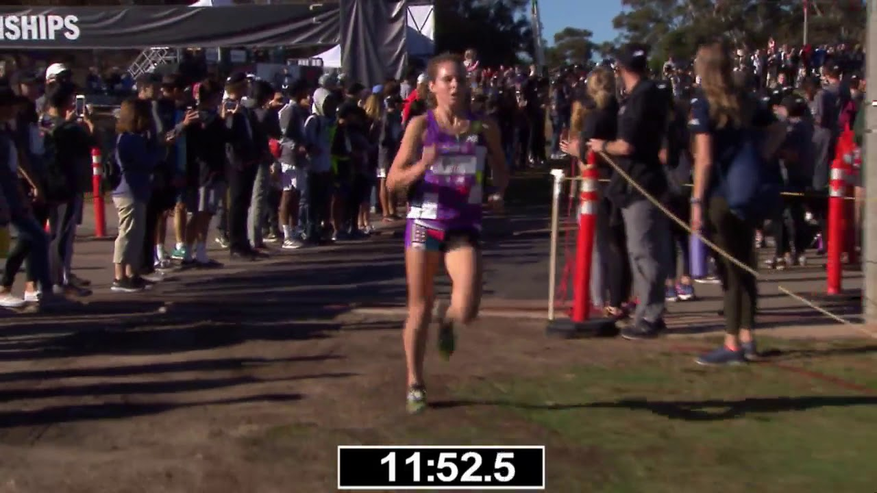 9732afef761a2 2018 Foot Locker CC Girls National Championship - YouTube
