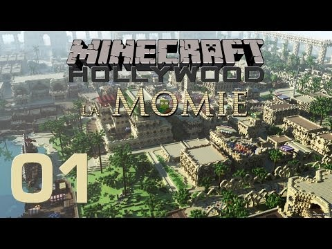 Minecraft Hollywood : La Momie [1] - Emprisonnés poster