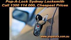 Cheap Locksmith Sydney - Pop-A-Lock, Fastest Service