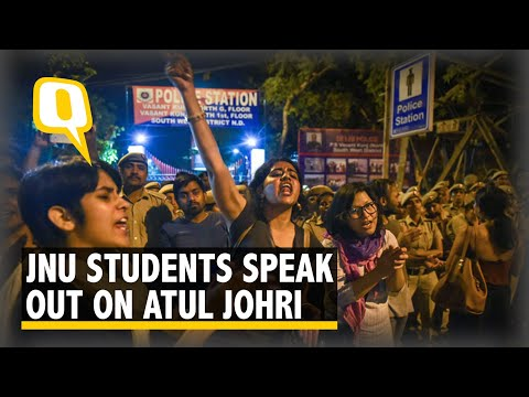 No Secret that Atul Johri was A Harasser: JNU Students Speak Out