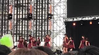 181209 Shitao Miu (AKB48) @ MAYA Music Festival in Thailand