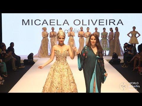 WORLD FASHION WEEK - MALAYSIA 2017 - PORTUGAL - MICAELA OLIVEIRA