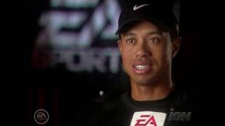 Tiger Woods PGA Tour 06 PlayStation 2 Gameplay - Motion