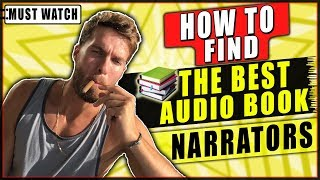 Secret Hack to Find the Best Narrators for Your ACX Audiobooks and Make Lots of Sales!