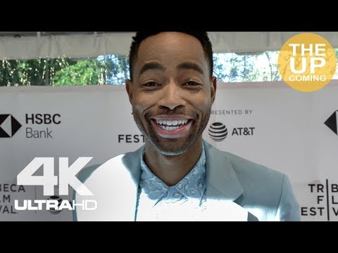 Jay Ellis interview at In a Relationship premiere – Tribeca Film Festival 2018