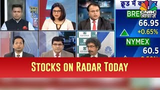 Stocks on Radar: KPR Mill, Manpasand Bev, Den Networks, DHFL