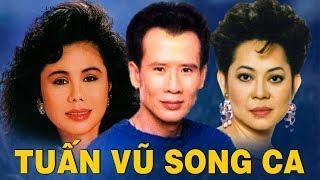 Tuấn Vũ, Hương Lan, Giao Linh, Thanh Tuyền Song Ca Bolero Nhạc Vàng Xưa Trọn Bộ Hay Nhất Sự Nghiệp
