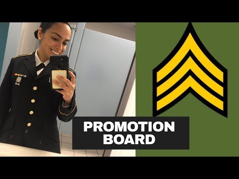 Promotion Board During COVID19