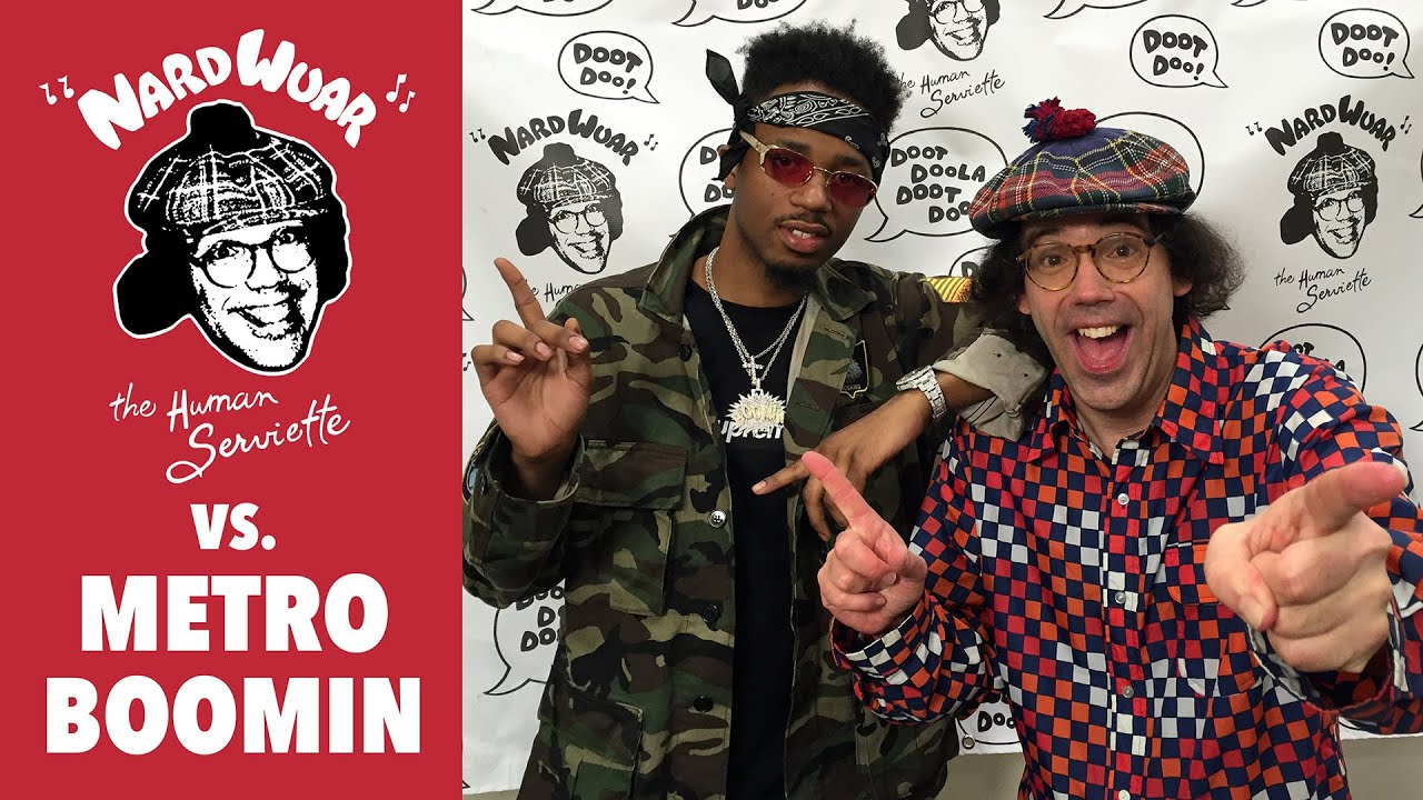 Nardwuar Interviews Metro Boomin at SXSW 2016