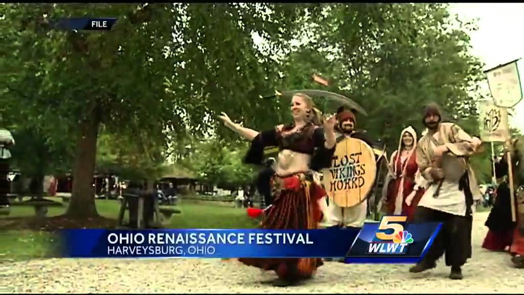 The Ohio Renaissance Festival is an annual event that takes place on weekends from late August through October. This Renaissance festival is held at a permanent site located near Harveysburg in Warren County, Ohio. It was voted Best Festival in Warren County in Location(s): Harveysburg, Ohio.