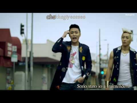 [BGF] MIB - Only Hard For Me (Karaoke Ita)