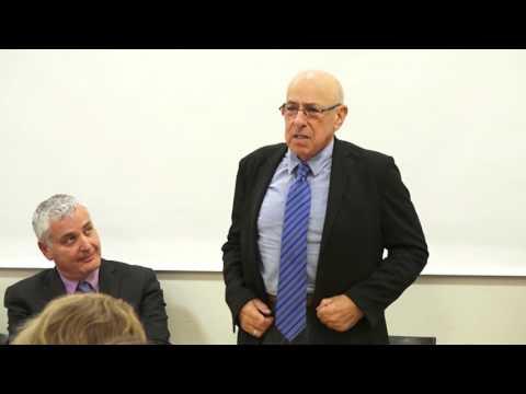 ERC-JCR Project - 01.02.17 - Judge Daniel Weinstein & Adv. Amos Gabrieli