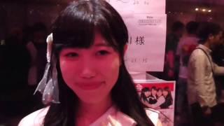 20170417 片瀬成美 新宿ReNY 第17戦 あっち向いてホイ 11勝6敗.