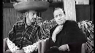 Jack Benny - Mel Blanc Classic Routine