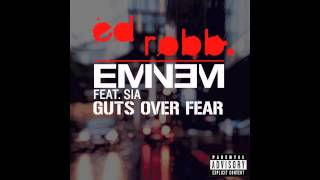 Eminem - Guts Over Fear ft Sia (Ed RoBB Remix)
