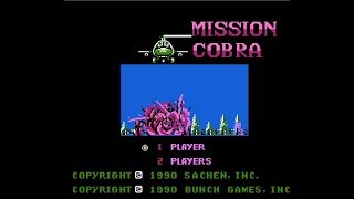 Ultimate NES Challenge #23/800 - Mission Cobra [Bunch Games]