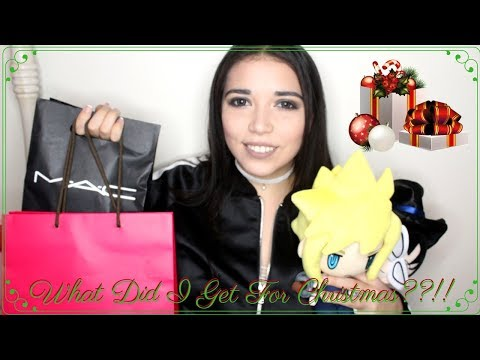 Christmas Presents of 2017 | Geekout Guam, Kate Spade, MAC Cosmetics etc. | KatherineBeauty