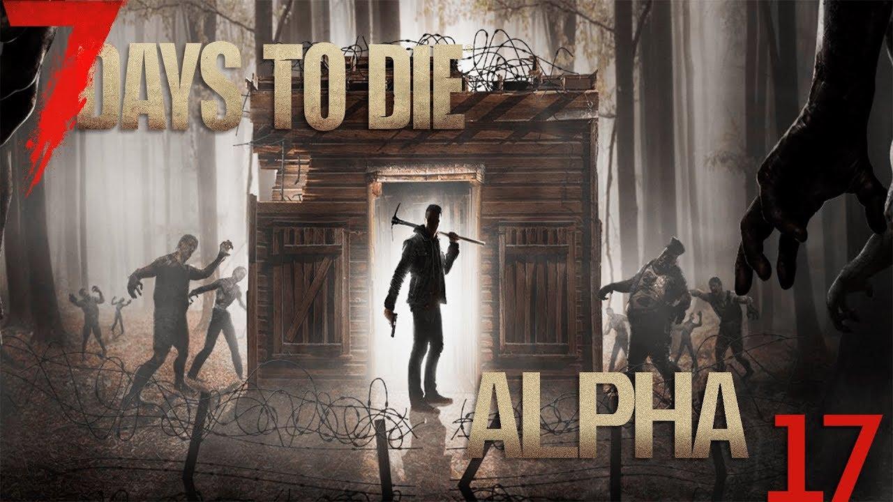 7 Days To Die Alpha 17 Probando El Mapa Zuhehi Territory En El