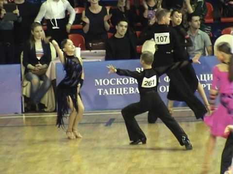 Anton Shagaev & Elizaveta Popova, Rumba, Final, Junior I Open Latin, Moscow Championship - 2016