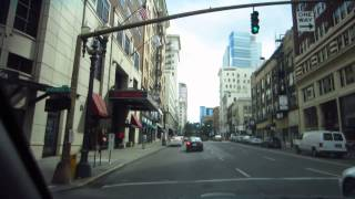 Driving in Portland, Oregon