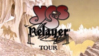 Скачать Yes Relayer Tour Live Album Remastered