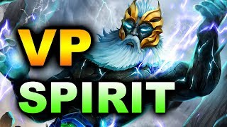 VP vs SPIRIT - CIS Winners FINAL! - KUALA LUMPUR MAJOR DOTA 2
