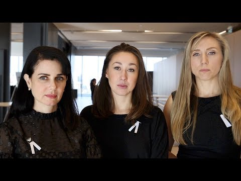 Mia Kirshner and #AfterMeToo colleagues demand change to film industry