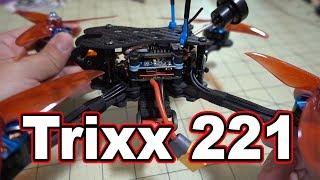 Skystars Trixx 221 FPV Racing Drone Review 🚁