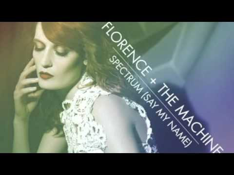 Florence + The Machine -- Spectrum (Maya Jane Coles Remix)