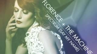 Florence + the Machine -- Spectrum (Maya Jane Coles Remix)