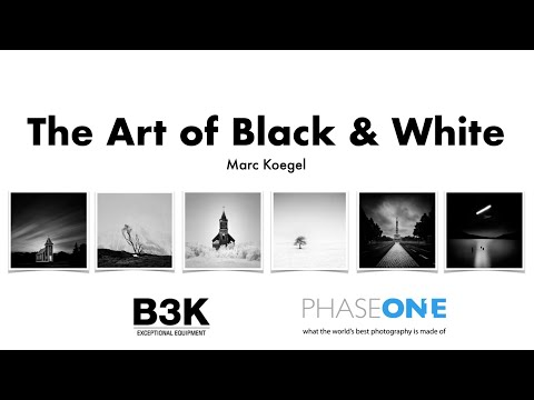 Education | The Art of Black And White Photography | Phase One
