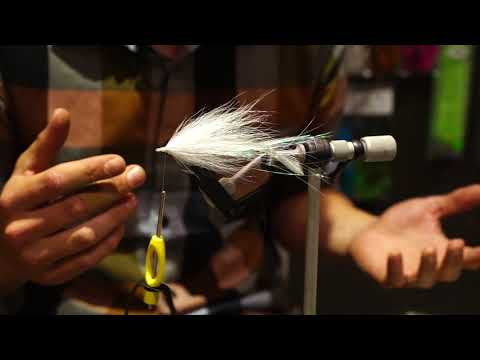Tying Striper Flies : The LBW