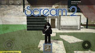 Scream 2 (Roblox Horror Story)