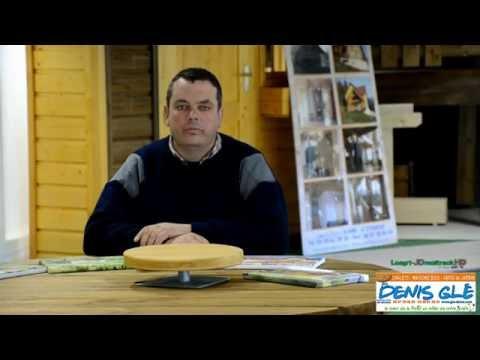 Présentation de l'ETS Denis Glé, fabricant de Chalets dans les Vosges !
