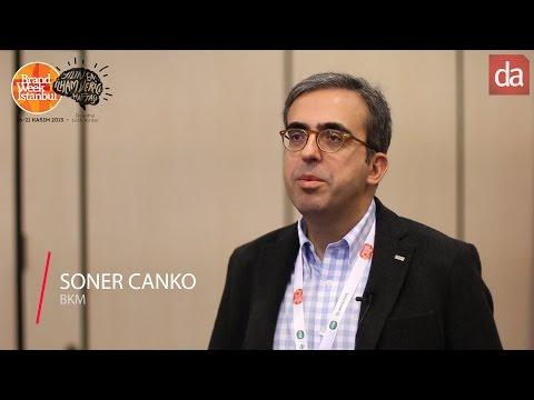 BKM Genel Müdürü Dr. Soner Canko Röportajı