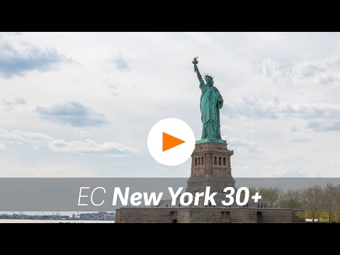 Learn English in New York 30+ with EC English Language Centres