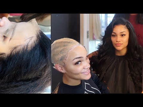 HAIR VLOG | COME WITH ME TO GET MY HAIR DONE! | BEAUTYFOREVERHAIR thumbnail