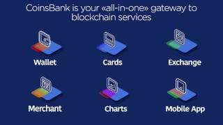 coinsBank Services Guide