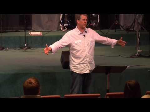 'God Speaks' Session 1 - Richard Mull (1-12-14)