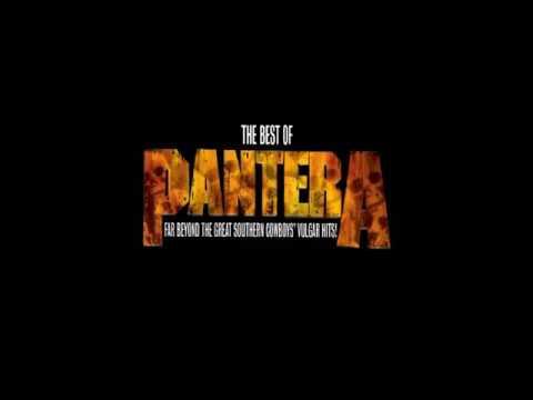 PANTERA: GREATEST HITS - FUll album