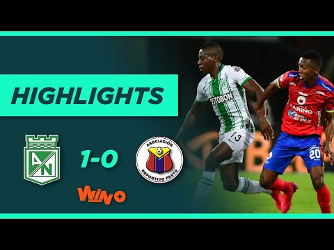 Nacional vs. Pasto (Gol y Highlights) | Liga BetPlay Dimayor 2020 | Fecha 18